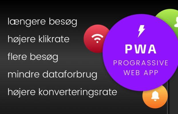 Hjemmesider kan i fremtiden erstatte Apps med Progressiv Web App