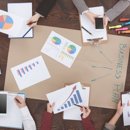 SWOT-analyse – få overblik over din virksomhed i dag
