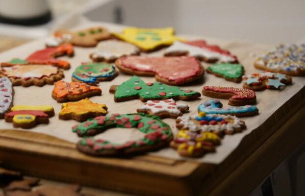 Julehygge og store bage dag hos a-round 🎄🎅