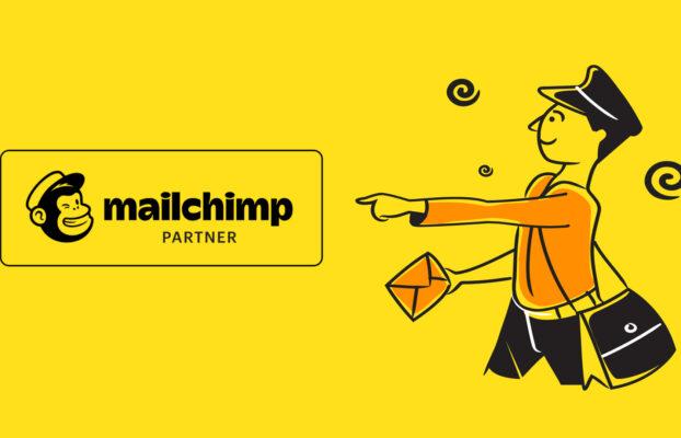 Vi er nu blevet certificeret Mailchimp Partner
