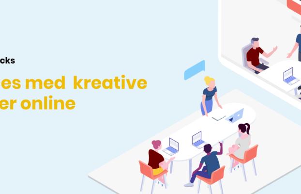 Få succes med online møder